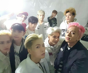 backstage, the beat, and topp dogg image