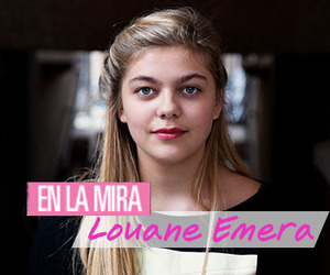 the voice and louane emera image