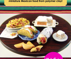 arts and crafts, etsy, and mexican food image