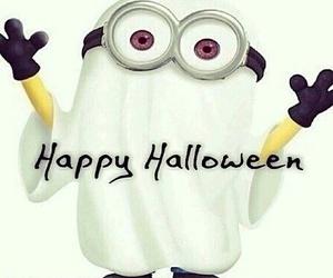 Halloween and minions image