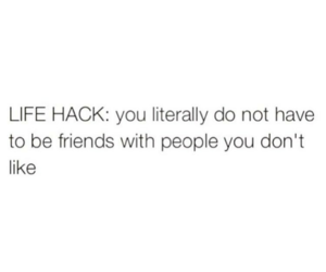 funny, hack, and life image