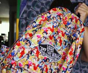 disney, princess, and school bag image