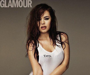 beauty, Cover Girl, and tanya burr image