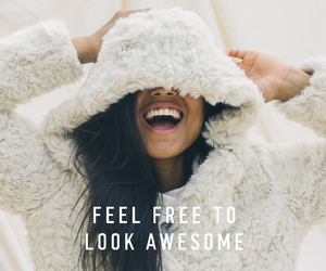 awesome, free, and smile image
