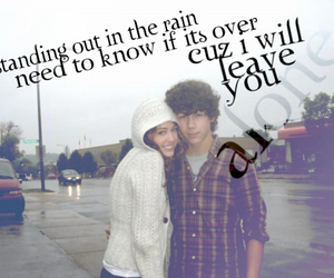 before the storm, miley cyrus, and nick jonas image