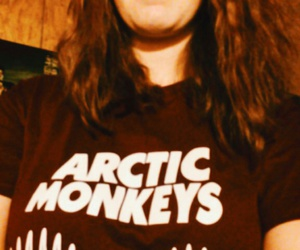 arctic monkeys, music, and t-shirt image