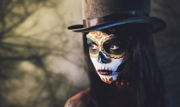 Halloween and make up image