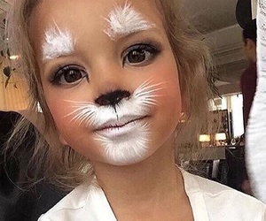 cute and makeup image