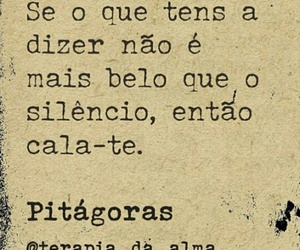 quotes, pitágoras, and frases image
