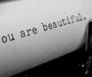 beautiful, quotes, and you image
