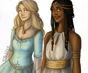 throne of glass and nehemia ytegr image