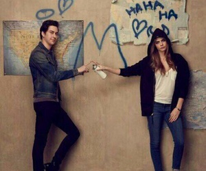 paper towns, nat wolff, and john green image