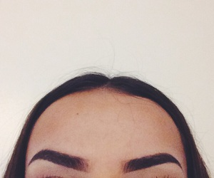 eyebrows, brows, and fashion image