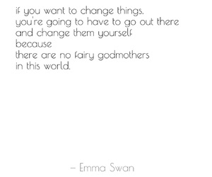 once upon a time, quote, and emma swan image