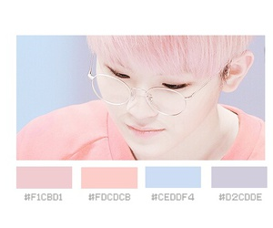 kpop, Seventeen, and pastel image