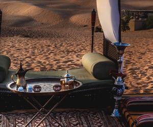 arabic and desert image
