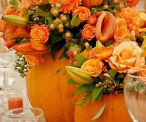flowers, fall, and autumn image