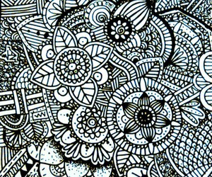 art, cool, and mandala image