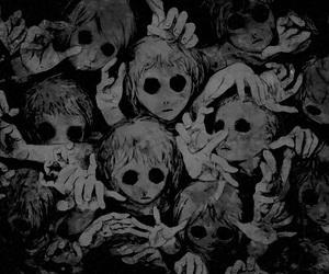 creepy and dark image