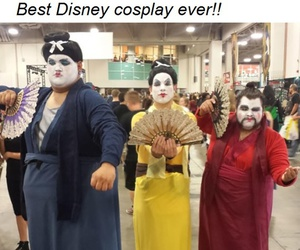 cosplay, funny, and beautyful image