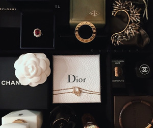 dior, chanel, and luxury image