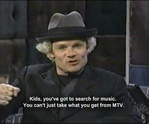 music, mtv, and flea image