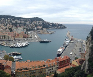 france, French Riviera, and nice image
