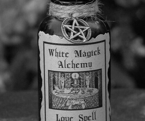 alchemy, spell, and love image
