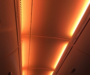 orange, aesthetic, and light image