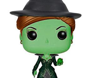 once upon a time, zelena, and funko pop image