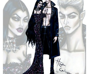 hayden williams, art, and Halloween image