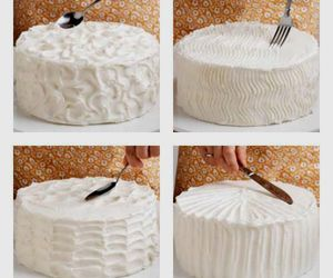 cake, decoration, and diy image