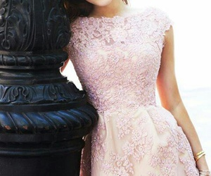 dress, sherri hill, and kylie jenner image