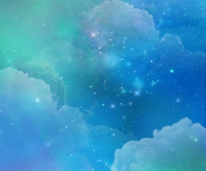 blue, sky, and galaxy image