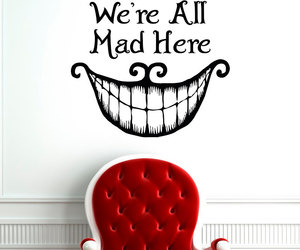 alice, home, and alice in wonderland image