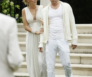gossip girl and white image