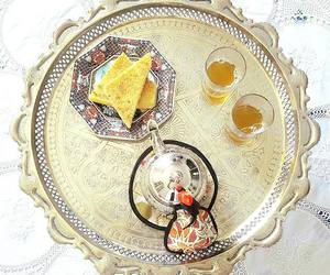 breakfast, morning, and moroccan image