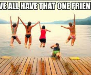 funny friends one image