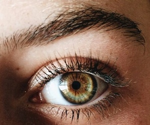 cool, eye, and green image