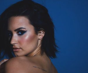 confident, demi, and lovatics image