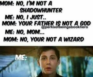 percy jackson, harry potter, and fandom image