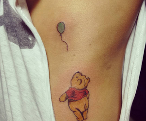 balloon, disney, and tattoo image