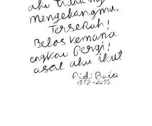 quotes, dilan, and cinta image