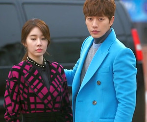 yoo in na, park hae jin, and man from the stars image
