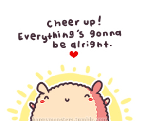 cheer up and cute image