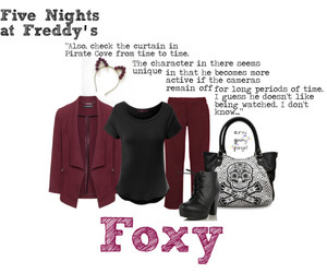 foxy, plus size, and fangirl fashion image
