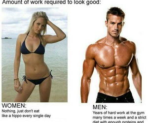 work, fitness, and fitfam image