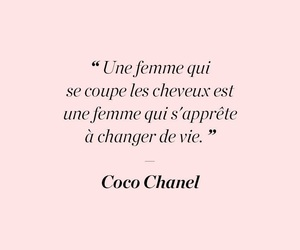chanel and quotes image