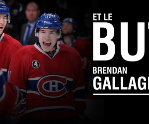 11, canadiens, and brendan gallagher image