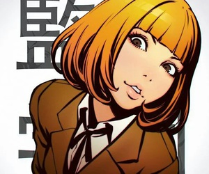 anime girl and prison school image